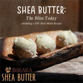 Shea Butter – The Bliss Today