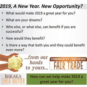 2019, a New Year. A New Opportunity?