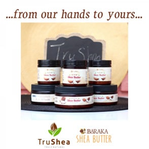 Featured …from our hands… TruShea