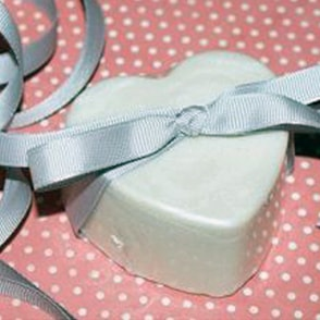 Valentine's Day Solid Lotion Bars