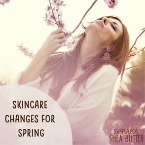 4 Skincare Changes for Spring