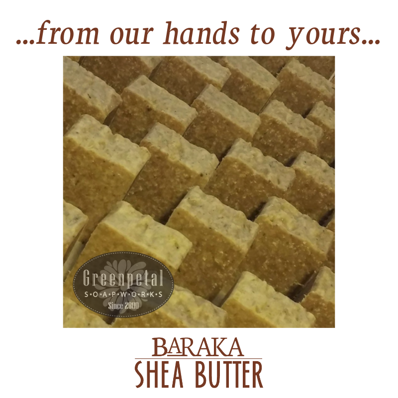 Featured … from our hands … Greenpetal Soapworks