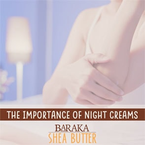 The Importance of Night Creams