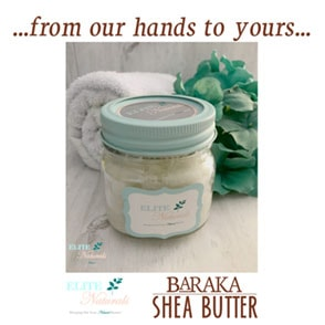 Featured … from our hands … My Elite Naturals