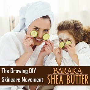 The Growing DIY Skincare Movement… Get On Board!