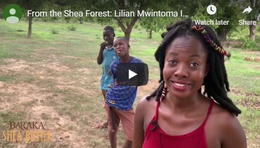 From the Shea Forest – Lilian Mwintoma Interview