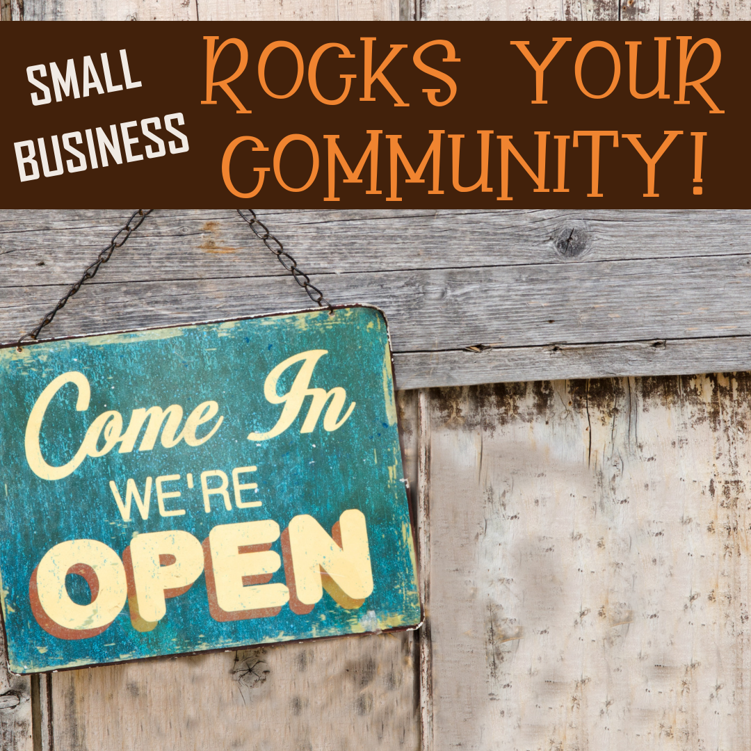 Three Reasons to Shop Small Business