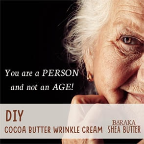 Cocoa Butter Wrinkle Cream