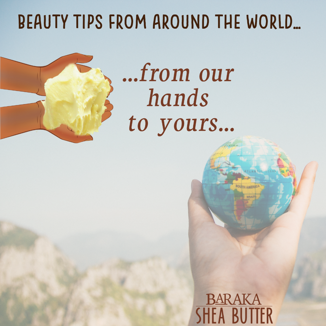 8 Beauty Tips from Around the World