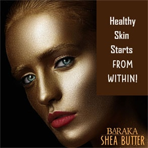 Healthy Skin Starts From Within!