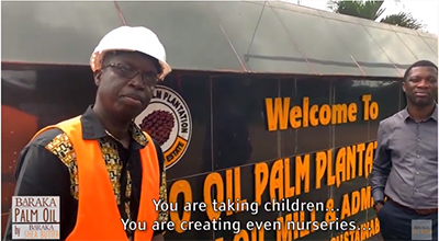 Baraka Palm Oil – Interview with Benso General Manager