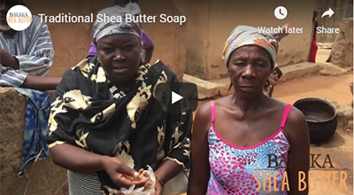 Traditional Shea Butter Soap